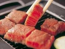とろりと柔らかな飛騨牛のステーキ(一例)