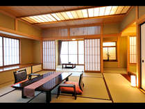 【茶寮庵】■雅の間 12.5畳+6畳+2畳(仕度部屋)+3畳(踏込み)