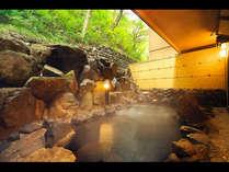 【大浴場】併設露天風呂こもれびの湯