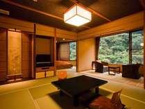 新築のお部屋。和の匠「松葉啓」設計のデザイナーズ客室です。