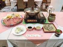 *【お料理】夕食一例~旬の味覚たっぷりお鍋♪