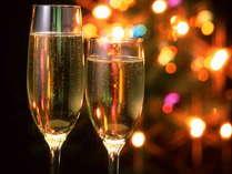 ★2015限定クリスマスプラン★特別なディナーとルームサービスのケーキ&スパークリングワインで乾杯!