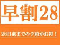 プラン限定■早割28