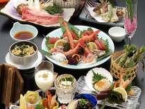 おまかせ会席(夏)料理イメージ