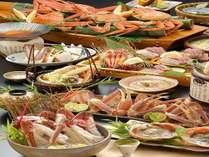 デラックス蟹フルコース(イメージです)