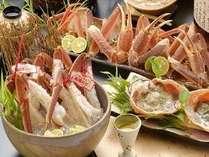蟹デラックスフルコース