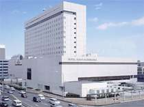 JR静岡駅隣接の好立地! ビジネス・観光にも便利です。