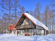 冬の日のフェーリエンハウス