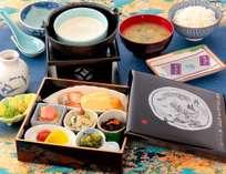 ご朝食には和定食をご用意!(7:00~9:00)