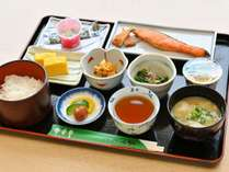 【新館朝食:和食セットメニュー】