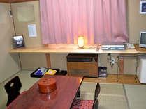 鉄っちゃん&鉄子のお部屋は和室4.5畳~9.5畳のお部屋にご案内いたします。