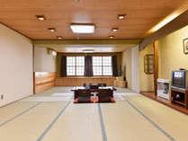 *客室一例:和室30畳の大部屋