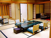 【準特別室露天風呂】和室イメージ