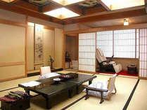露天風呂付特別室【瑠璃】和室15畳