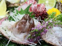 【夏懐石「海」】夏の丹後の2大味覚★岩ガキと丹後とり貝★とれたての海の幸