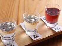 ★1月限定★◆◆特選 カニフルコース◆◆ 焼牡蠣付★~利き酒セット付き