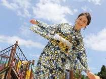 いつもとひと味違う装いで、かわいく&お洒落に京都を満喫!7月~8月は浴衣レンタルのみ☆※写真はイメージ