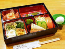 *ご朝食例【和食】6時30分から営業しているので、始発の船にも間に合います!