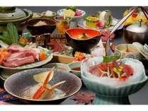 ≪スタンダード会席 大広間食≫~美松の食彩×露天風呂付客室 de 心もイロドル♪