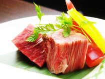 【選べる一品シリーズ】~和牛サイコロステーキ~ スタンダード会席に一品ついてお得!満足!