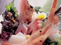 地魚(津居山港)のおつくり