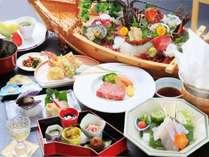 【夕食評価★4.6】四季を彩る≪地産地消の食材≫が総料理長の手によって生まれ変わります。