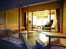 【天橋立温泉】天橋立を一望できる露天風呂付和室