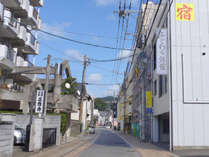 *長崎市内の繁華街まで徒歩圏内!便利な立地にございます