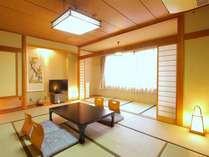 のんびり寛ぎの和室【10畳+広縁2畳】