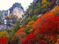 昇仙峡(車で約40分)