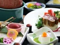 お料理イメージ・和食会席膳