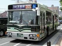『京都市バス1日乗車券&朝食付』 朝からモリモリ!和洋バイキング60種類以上のメニューで元気にいこう!