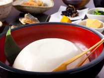 【朝食和洋バイキング】銀ゆばブランドのヘルシーなおばんざいと自家製豆富が人気