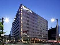 ■アパホテル〈京都駅前〉全景