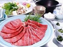 【お部屋食プラン】牛すき焼きセット