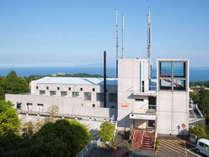 ホテルアンビエント伊豆高原アネックス:晴れた日には伊豆七島をきれいに見ることができます。