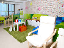 1室限定子供がうれしいキッズ和洋室65平米(和6帖)定員5名(禁煙):おもわず笑顔のインテリア