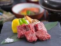 松阪牛の石焼(イメージ)