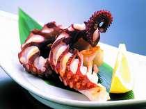 やわらかい蛸料理が人気です!