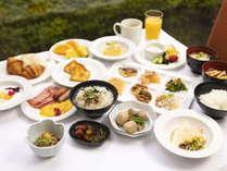 朝食バイキング 6:30~10:00