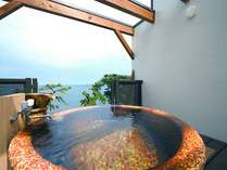 《ひとり旅》温泉でリフレッシュ!オーシャンビューの露天風呂付き洋室&伊勢エビ磯料理「じゃらん限定」