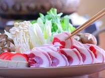 【10名様限定】天然猪肉のぼたん鍋♪ケータリング