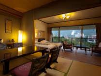有明ホテル一番人気の和洋室
