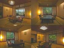 宿まかせ部屋4タイプイメージ