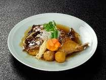 島原郷土料理鯛のかぶと煮