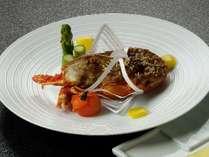 【ご夕食】料理1例