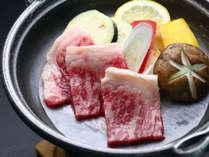 【長崎和牛陶板焼き】ジューシーで口溶けがたまらない長崎和牛をお楽しみください…単品1760円(税込)