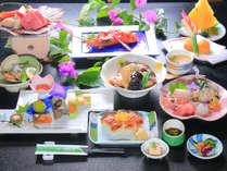 【海鮮尽くし】長崎で獲れる魚介類を使用した特製海鮮会席です♪