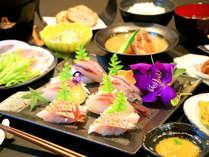 【nicoichi会席】-お料理一例-(画像は2人前)