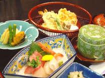 *揚げたて天ぷらなどの自慢料理をお楽しみください★